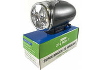 Фара передняя VENZO CB16-F01-006 LED чёрная