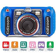 Дитячий фотоапарат Vtech Kidizoom Camera DUO DX Digital Blue