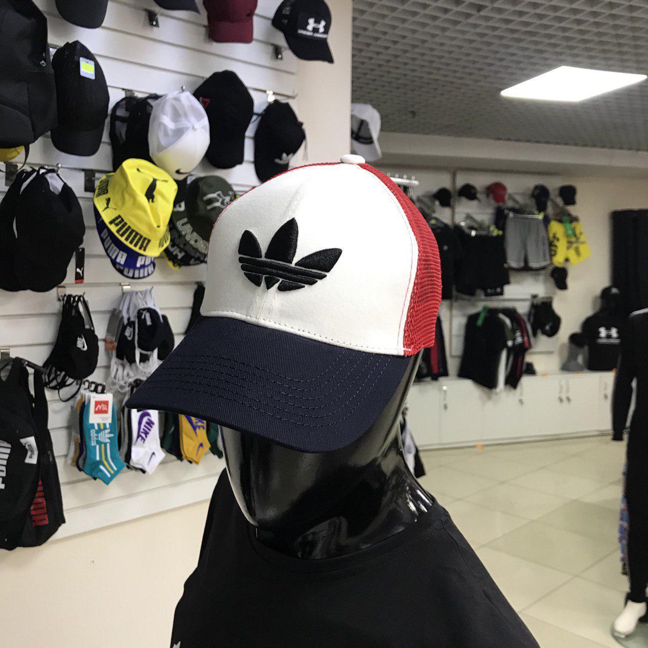 Кепка Adidas Contrast