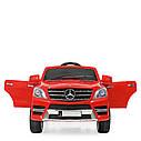 Дитячий електромобіль M 3568 EBLR-3, Mercedes ML350, червоний, фото 2