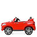 Дитячий електромобіль M 3568 EBLR-3, Mercedes ML350, червоний, фото 3