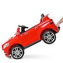 Дитячий електромобіль M 3568 EBLR-3, Mercedes ML350, червоний, фото 4