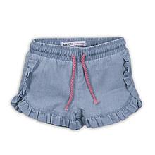 Тонкие шорты для девочки 5-6 лет