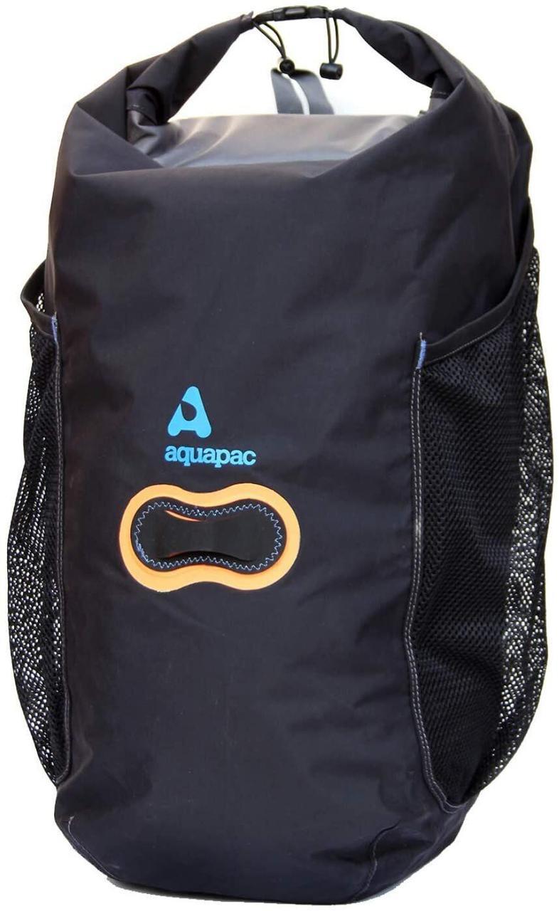 Водонепроницаемый рюкзак Aquapac Wet & Dry Lightweight Waterproof Backpack 35L black (789)