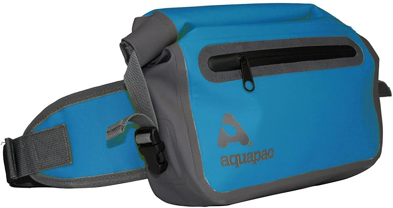 Водонепроницаемая сумка на пояс Aquapac TrailProof™ Waist Pack cool blue (822)