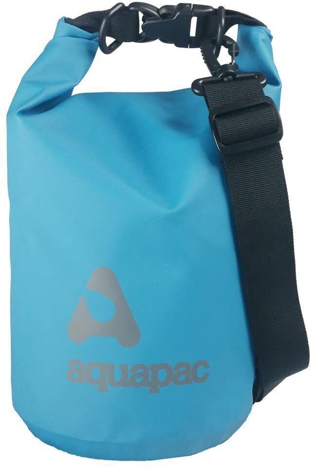 Гермомешок Aquapac TrailProof™ Drybag with shoulder strap 15L cool blue (734)