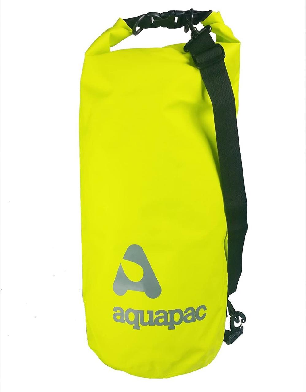 Гермомешок Aquapac TrailProof™ Drybag with shoulder strap 70L acid green (737)