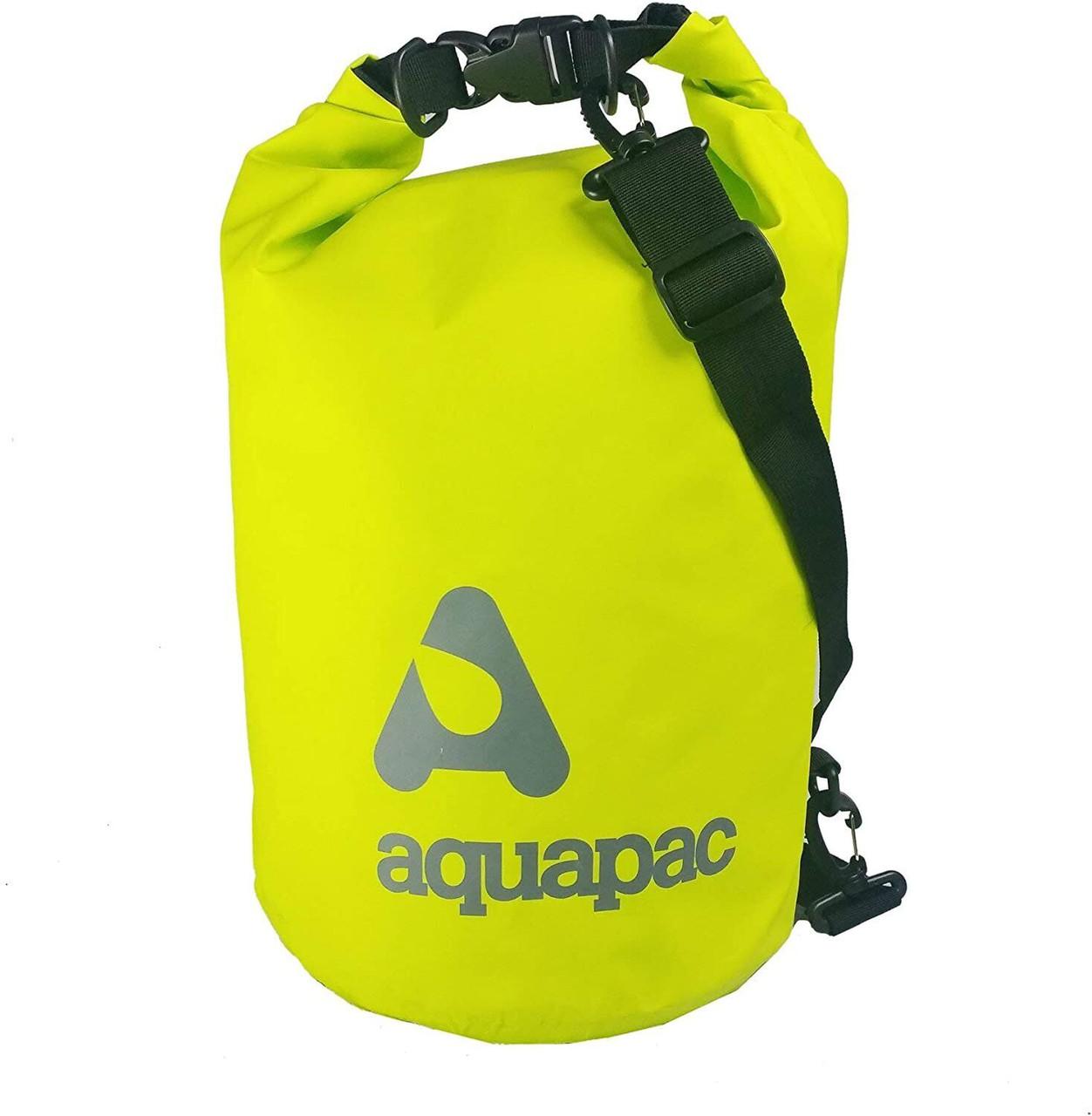 Гермомешок Aquapac TrailProof™ Drybag with shoulder strap 7L acid green (731)