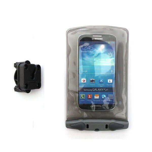 Водонепроникний чохол для телефону Aquapac Bike-Mounted Waterproof Phone Case Small cool grey (350)