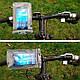 Водонепроникний чохол для телефону Aquapac Bike-Mounted Waterproof Phone Case Small cool grey (350), фото 7