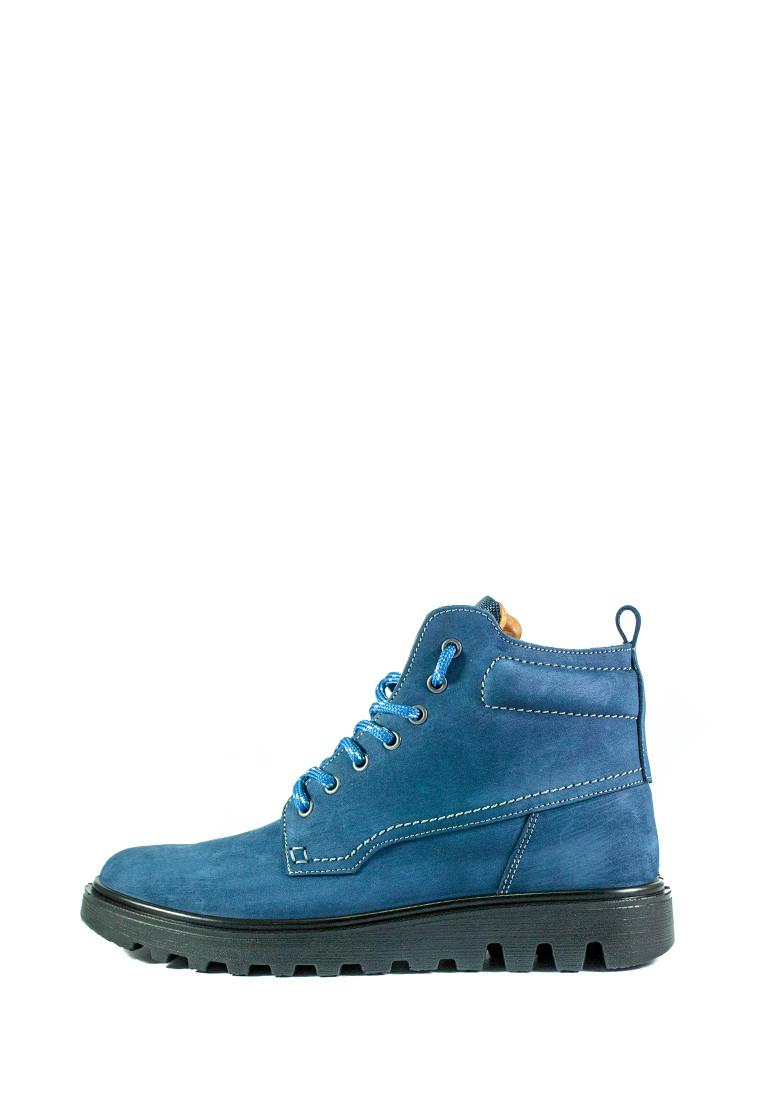Ботинки зимние мужские MIDA 14392-12М синие (40)