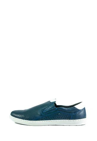 Мокасини чоловічі MIDA синій 15151 (40), фото 2