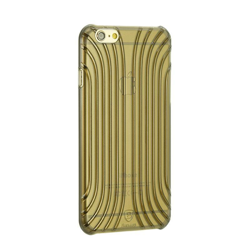 Чехол накладка Baseus для iPhone 6 6s Shell Black