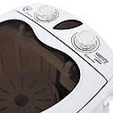 Стиральная машинка с центрефугой Camry CR 8054 мобильная, туристическая для малых загрузок, фото 8
