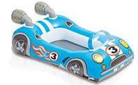 """Детский надувной плотик Intex (Интекс) для плавания """"Машинка"""" 59380"""