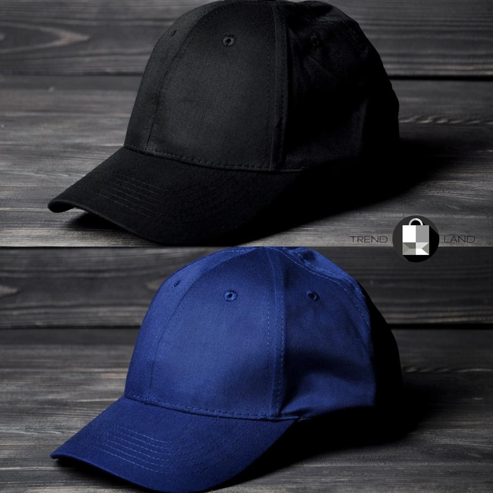 Качественная универсальная кепка Basic Unisex 2 цвета в наличии