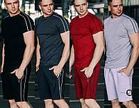 Мужской летний комплект футболка+шорты Asos Kant 4 цвета в наличии