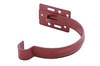 Держатель желоба металлический красный 90/75 Profil, фото 1