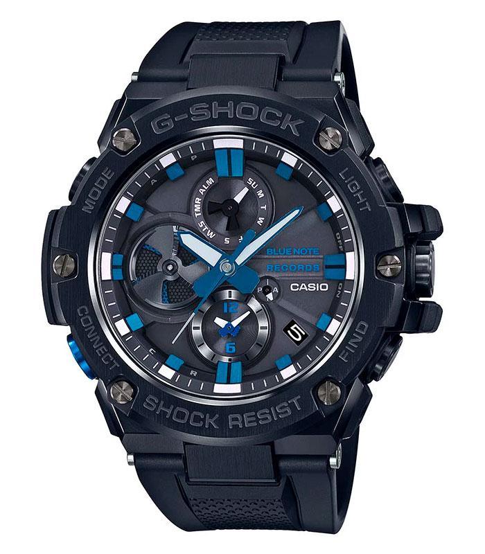 Часы Casio G-Shock GST-B100BNR-1A Bluetooth Limited Edition SOLAR