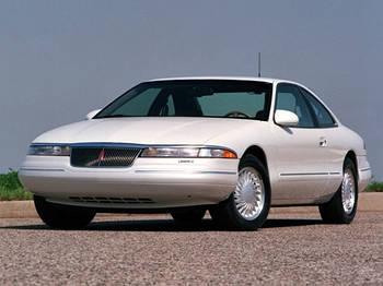 Lincoln Mark VIII 1993-1998