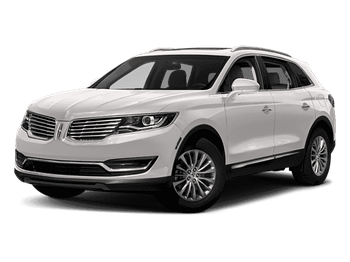 Lincoln MKX 2016-