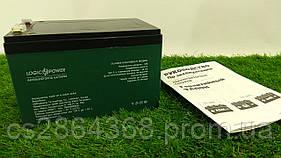 Тяговый свинцово-кислотный аккумулятор на 12v/12Ah необслуживаемый