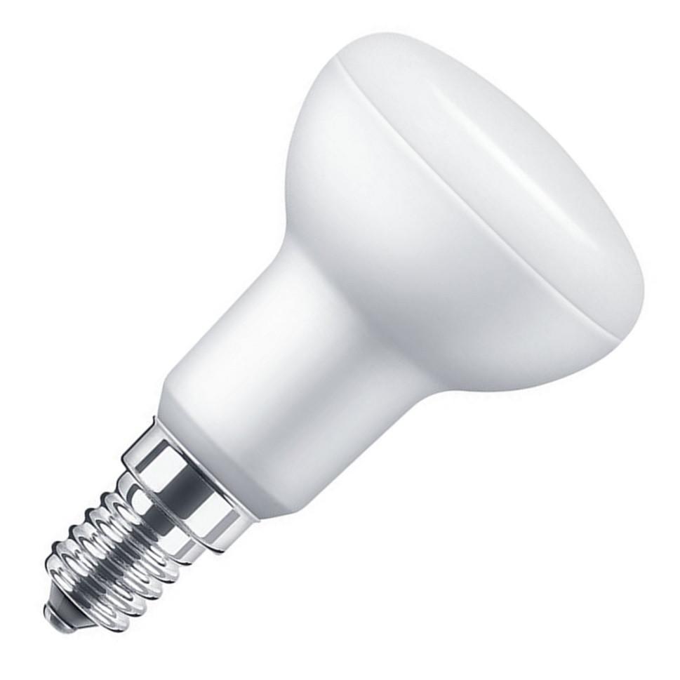 Лампа LED STAR R50 110° 7W 4000К Е14 OSRAM
