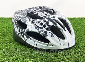 Шлем велосипедный для подростков с регулировкой