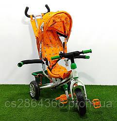 Детский трехколесный велосипед Azimut -Trike (BC-17B Лексус (With star-wheel))
