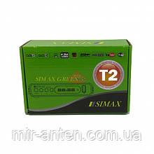 SIMAX T2 Green IPTV HD DVB-T2