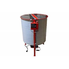 Медогонка 6-рамочная автоматическая (ременной привод)