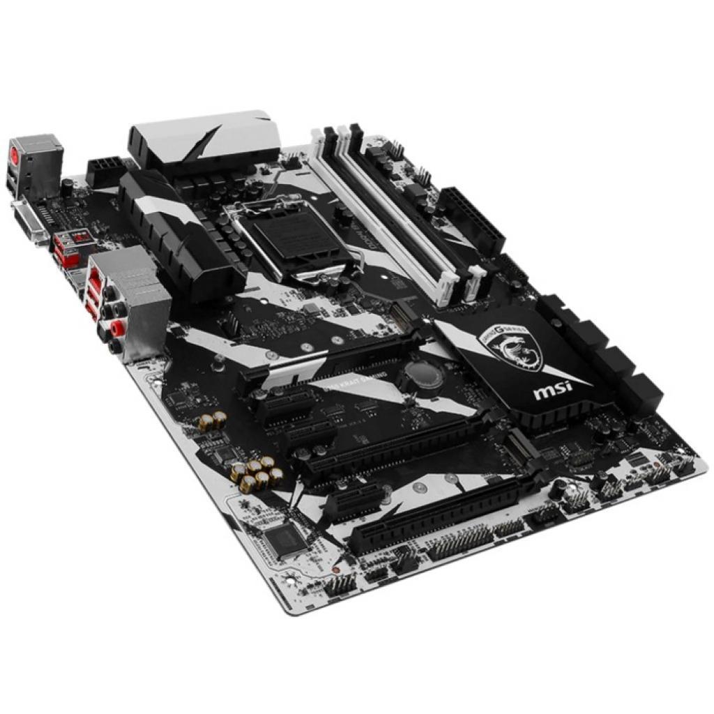 Материнская плата MSI B250 KRAIT GAMING (s1151, Intel B250) Б/У