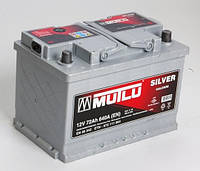 Аккумулятор MUTLU (МУТЛУ)  6CT - 72 - 0 ah