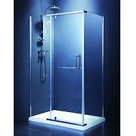 FEN2123 COMFORT Кабіна душова, квадр., 90х90, без піддона, скло прозоре