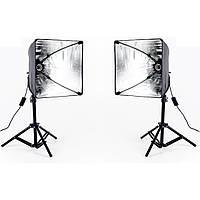 Набор постоянного студийного света для предметной съемки Tianrui M3502