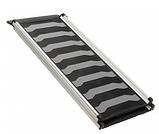 """Пандус складной""""Petwalk"""",40х102–170см,6,2кг,черный/серый, фото 2"""