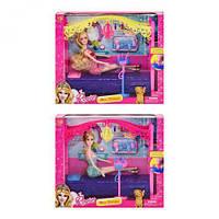 """Игровой набор """"Rosse: кроватка, кукла и аксессуары"""" 86121, (Оригинал)"""