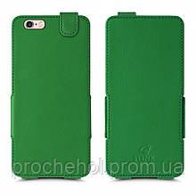Чехол флип Stenk Prime для Apple iPhone 6/ 6S Зелёный