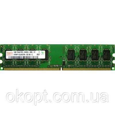 Модуль памяти для компьютера DDR2 1GB 800 MHz Hynix (HYMP112U64CP8-S6)