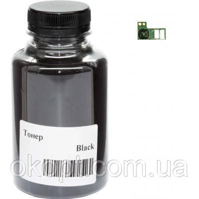 Тонер Canon LBP-161dw/162dw/MF263/266/269, Black 100г+ chip 3.5 K AHK (3203474)