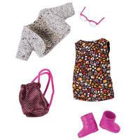 Аксессуар к кукле LORI Набор одежды для кукол - Платье с цветами (LO30021Z)