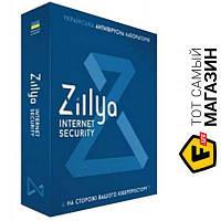Zillya! Internet Security 1 ПК, 1 год, новая лицензия (ZIS-1y-1pc)