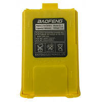 Аккумуляторная батарея Baofeng для UV-5R Std 1800mAh YELLOW (BL-5YELLOW)