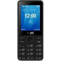 Мобильный телефон Verico Qin S282 Black (4713095606748)