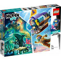 Конструктор LEGO Hidden Side BB 2019 Подводная лодка Джей-Би 224 детали (70433)
