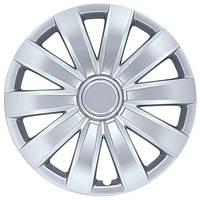 Колпаки на колеса R14 серебро, SJS (226) - комплект (4 шт.)