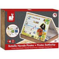 Настольная игра Janod Битва пиратов (J02835)