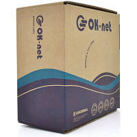 Кабель сетевой OK-Net UTP-cat.5E-SL 100м (КПВ-ВП (100) 24AWG / 100)