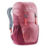 Рюкзак школьный Deuter Junior 5527 cardinal-maron (3612519 5527)