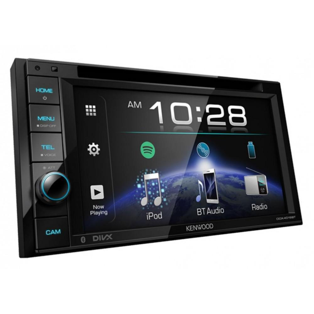 Автомагнитола Kenwood DDX-4019BT